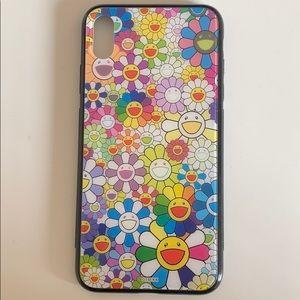 takashi murakami iphone xs max case